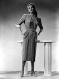 Ann Sheridan wearing a Tunic Waist Dress