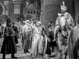 A scene from Sinbad the Sailor