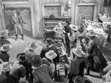 A scene from The Oklahoma Kid