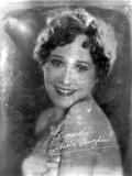 Alberta Vaughn Portrait in Classic