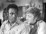 A scene from Blazing Saddles