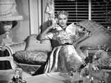 Anne Francis Reclining in Classic
