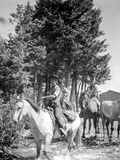 A scene from Cattle Queen of Montana
