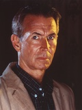 Anthony Perkins Looking Serious Portrait
