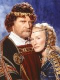 Alan Bates in Couple Portrait