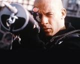Vin Diesel Aiming Harpoon Gun in XXX Movie
