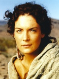 Close Up Portrait of Lara Boyle