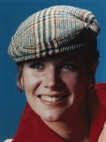 Debbie Boone Headshot with a Hat Photograph Print