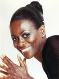 Cicley Tyson Portrait in Black Dress