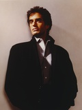 David Copperfield Posed in Black Tuxedo