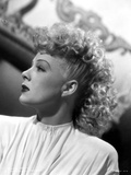 Betty Hutton on a Side view Pose Portrait