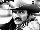 Burt Reynolds Posed in Cowboy Suit With Hat