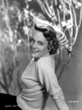Alexis Smith Reclining in Classic