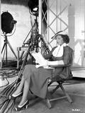 Ann Sheridan Reading a Script