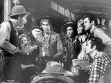 Cat Ballou Movie Scene