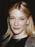Cate Blanchett smiling in Close Up
