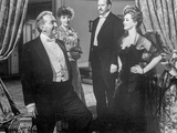 A scene from The Little Foxes
