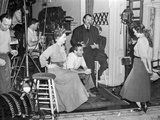 Behind the scenes of The Little Foxes