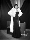Ethel Merman standing in Classic