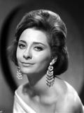 Elizabeth Ashley Portrait in Classic with Earrings