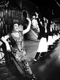 Ethel Merman Leaning in Classic