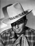 Bruce Cabot Posed in Cowboy Outfit Classic Portrait