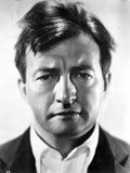 Claude Rains Close Up Portrait