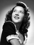 Ethel Merman Looking Up in Classic
