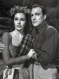 Brigadoon Lady in Long Sleeve Dress with Man in Long Sleeve Polo