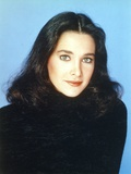 Connie Selleca in Black Long Sleeve Portrait