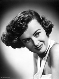 Donna Reed Portrait in Black and White