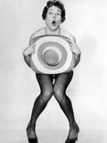 Carol Burnett Posed in Classic