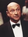Donald Pleasance in Tuxedo Close Up Portrait