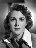Frances Dee with Marcel Hairstyle