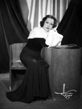Ethel Merman Seated in Classic
