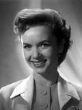 Debbie Reynolds wearing Trench Coat