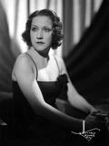 Ethel Merman Portrait in Spaghetti Top