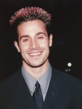 Freddie Prinze smiling in Tuxedo Close Up Portrait