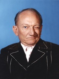 Billy Barty Winking in Black