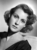 Frances Dee Looking Lonely in A Portrait in Black and White