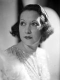 Ethel Merman Portrait in Shimmering Outfit
