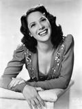 Dinah Shore Portrait in Classic