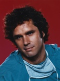 Gregory Harrison Curly Hairdo Close Up Portrait