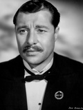 Don Ameche Portrait in Black Tuxedo