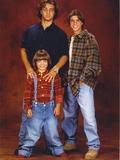 Brotherly Love Cast Men wearing Denim Jeans