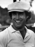 Chevy Chase smiling in Shirt