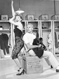 Damn Yankees Scene in a Dressing Room