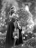 Beau Brummel wearing Coat with Feather Hat