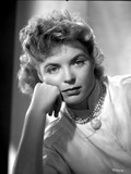 Dorothy McGuire Leaning Face on Hand Pose
