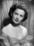 Colleen Gray Looking Away in Gown Portrait